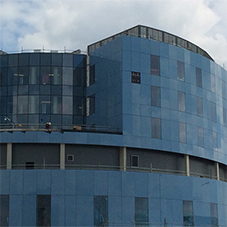 Complete cooling system for Papworth Hospital