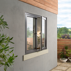 FlushSash offers seamless style and an uninterrupted view