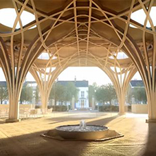 BASF Watertight System for eco-mosque