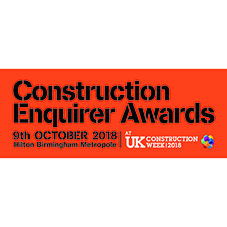 Newton shortlisted for Best Construction Supplier to Work With 2018