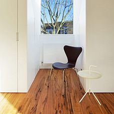 Woodtrend floor at Primrose Hill House