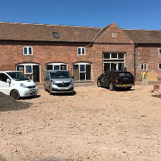 Luxury barn conversions in Redhill