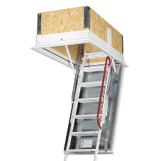 New Isotec Fire rated loft ladder