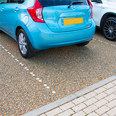 ACO GroundGuard donated to homeless charity car park renovation at Emmaus Village, Bedfordshire