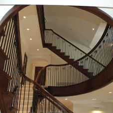 H & S Joinery delivers stunning bespoke staircase