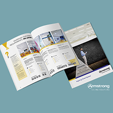 Armstrong Ceilings launched education brochure