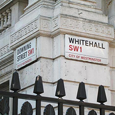 Kensington Stairlift installed in Whitehall