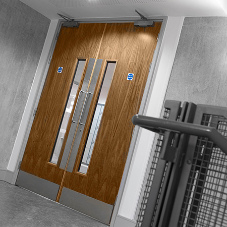 ASSA ABLOY unveils high performance timber door range