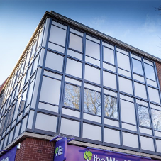 Curtain Walling gives Evesham Walk a new lease on life