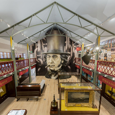 Stannah lifts extend accessibility at SS Great Britain