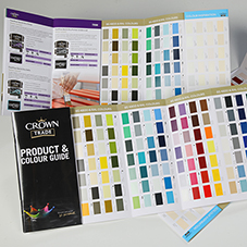 Crown Paints launch Product & Colour Guide