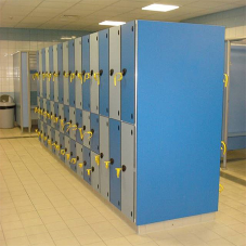 Introducing AquaStore swimming pool leisure lockers