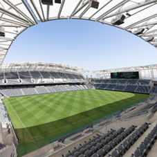TAPER-LOC® at the Banc of California Stadium