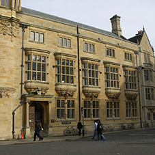 Integrated access for Oxford University