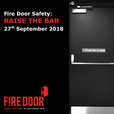 ASSA ABLOY UK on Fire Door Safety Week 2018