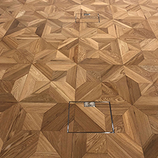 Parquet and chevron flooring in London