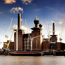 ACO win drainage tender for Battersea Power Station