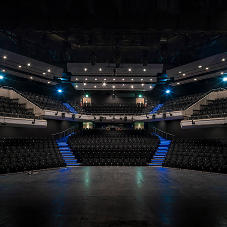 Gradus shines a light on the reopened Haymarket Theatre