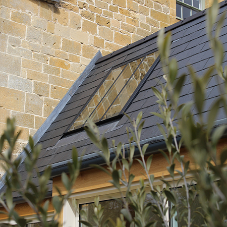Lumen rooflights for Grade II Listed property