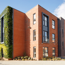Eurocell Modus raises the bar at Fordham House