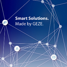 GEZE UK at Smart Buildings Show 2018