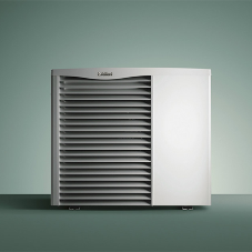 aroTHERM heat pump reduces energy bills for home