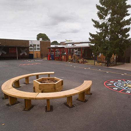 Broxap provide playground for Windmill Primary School