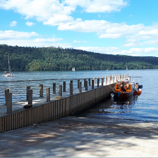 Full steam ahead on Windermere jetty project