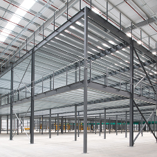 Innovative mezzanine systems from Hadley Group