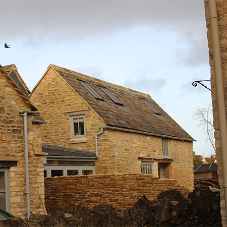 Breathing new life into an historic barn in Cirencester