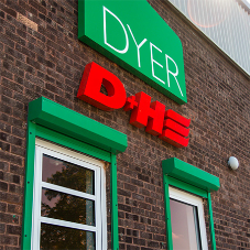 Smoke and natural ventilation at Dyer HQ