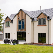 Protect membranes help deliver Passivhaus for self-build