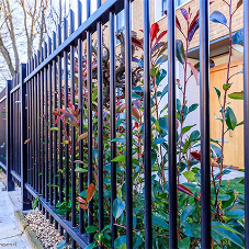 Jacksons Fencing solutions for £30M residential project