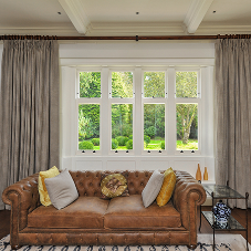 Bespoke timber windows and doors transform a period property