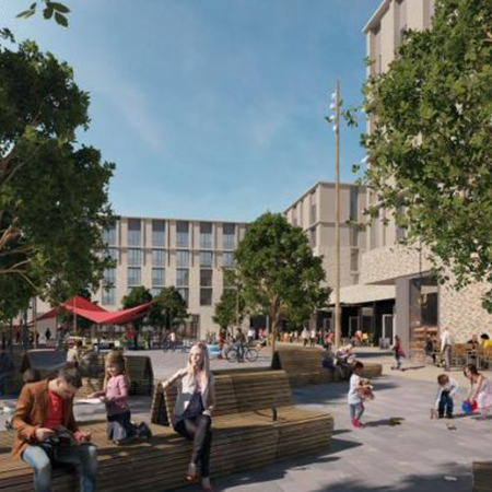 BASF admixtures for £1bn transformation scheme in Cambridge