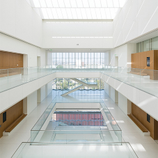 All-glass glazing systems for LA Courthouse