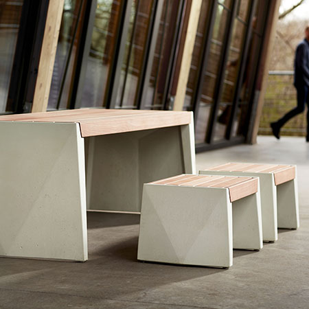 Artform Urban introduces the Strata Beam Table