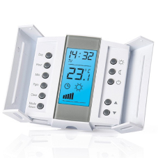 "Meet the ""most attractive"" thermostat on the market"