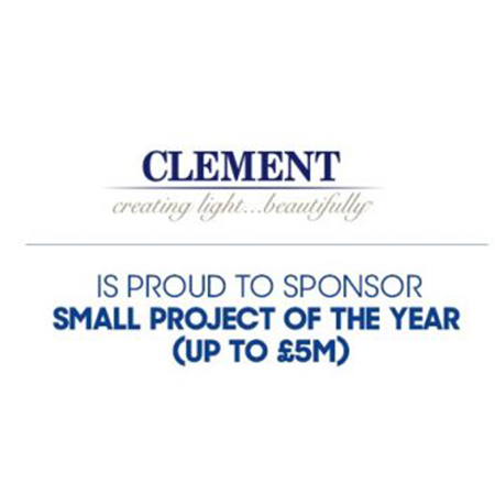Clement sponsor Building Awards 2018