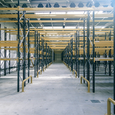 Tubular barriers from Warehouse Systems