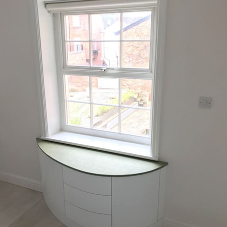 H&S Joinery delivers bespoke furniture commission
