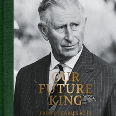 Chilstone Featured in Book to Celebrate Prince Charles's 70th Birthday