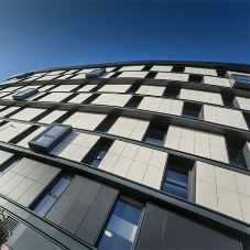 PVC-U the smart choice for Gateway student accommodation