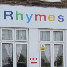 Abloy UK helps keep children safe at Rhymes Nursery