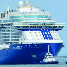 Variopool chosen for Celebrity Edge cruise ship