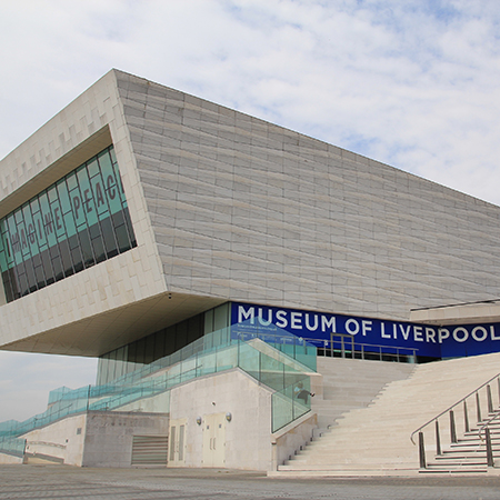 Kemper waterproofing system for the Museum of Liverpool