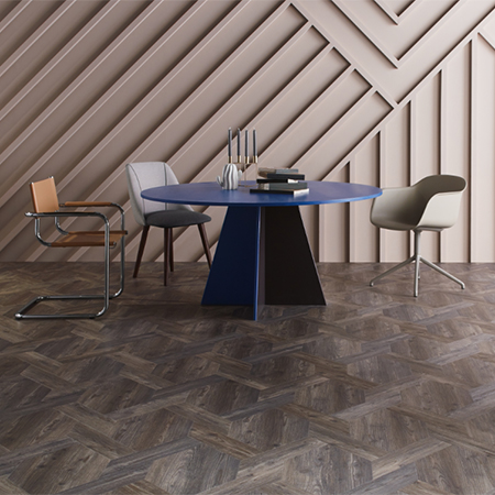 Amtico introduce new laying patterns to Designers' Choice collection