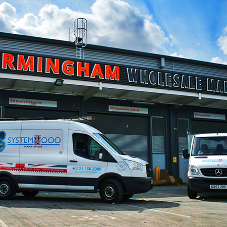 System 2000 products chosen for Birmingham Wholesale Markets