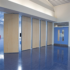 When was your partitioning wall last serviced?