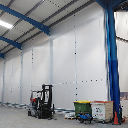 Westgate provide partitioning solutions for Halcion Express